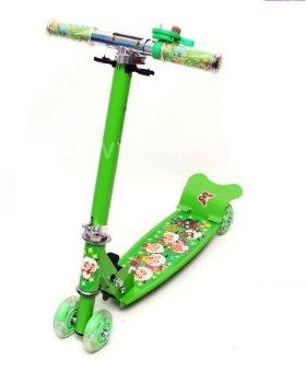 Xe trượt Scooter (Xanh lá)