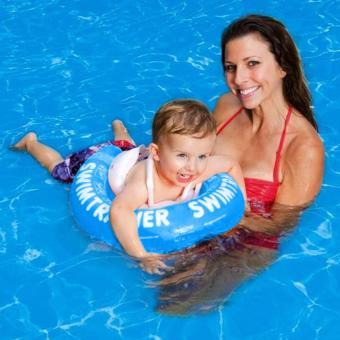 Phao bơi chống lật an toàn cho bé