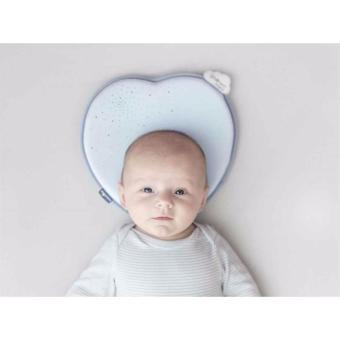 Gối chống bẹt đầu Babymoov BM14301 (xanh lơ)