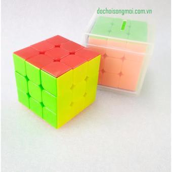 Rubik vuông 3x3x3 Cube hộp Mika