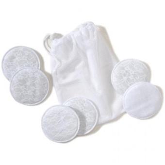 Miếng lót thấm sữa Philips Avent giặt lại được dùng nhiều lần (6 cái/hộp) 155.06