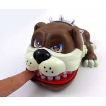 Trò chơi khám răng chó Bull vui nhộn _ BD029494