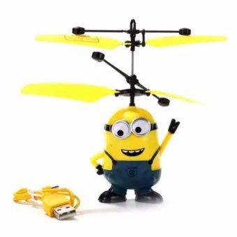 Máy bay cảm ứng Minion (Vàng)