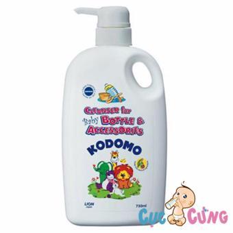 Nước rửa bình sữa KODOMO 750ml Thái Lan - dạng chai