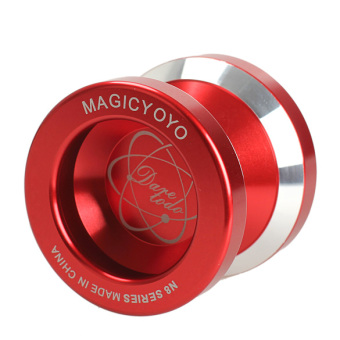 Magic Yo-yo N8s Dare to do String Aluminum Red