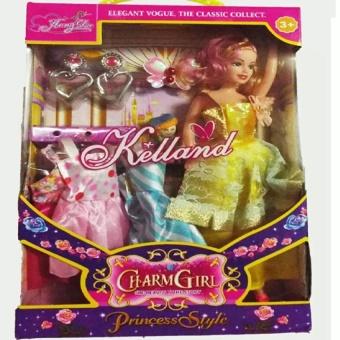 Hộp đồ chơi búp bê thời trang dành cho bé gái 836346