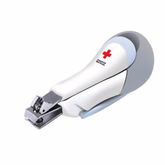 Bấm Móng Tay Có Kính Lúp Cho Bé The First Years American Red Cross Deluxe Nail Clipper With Magnifier