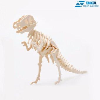 Bộ Ghép Xương Khủng Long Tyrannosaurus 3D US04525