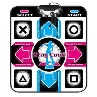Non-Slip,PC USB Dancing Mat - intl