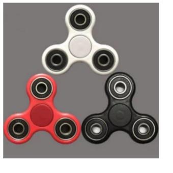 Bộ 2 Đồ Chơi Giúp Xả Stress Fidget Spinner (Đỏ)