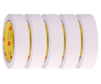 Mua Bộ 5 cuộn băng keo giấy 3M 2600 (20mm x 27.5m) giá tốt nhất