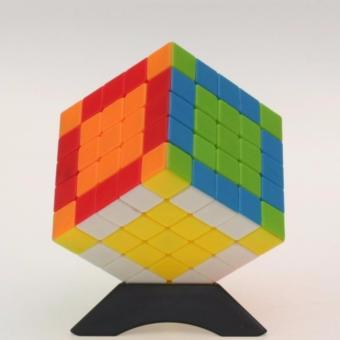 Đồ chơi Rubik 5x5x5 không viền chất nhựa bóng đẹp thế hệ mới