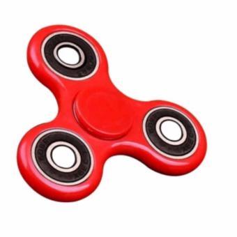 Con quay trò chơi giảm stress 3 cánh ( Đỏ )