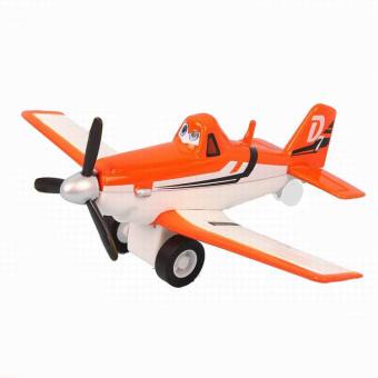 Máy bay mô hình Disney Dusty Planes (Trắng phối cam)