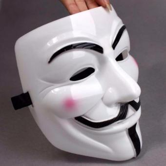 Mặt Nạ Hacker Halloween Horror Gaz001(Neon)
