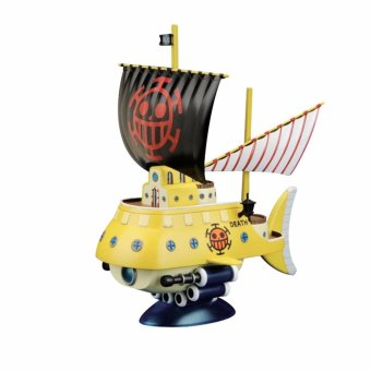 Mô hình lắp ráp Model Kits One Piece Trafalgar Law's Submarine