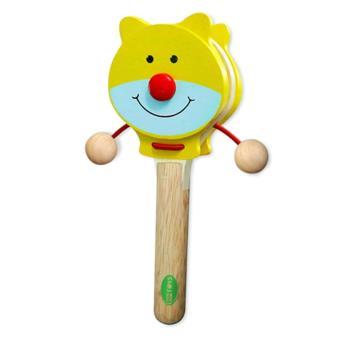 Đồ chơi gỗ lúc lắc mèo (69122)