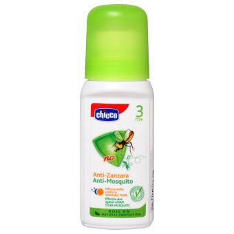 Lăn chống muỗi Chicco 60ml (Trắng)