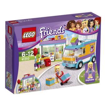 Họp LEGO Friends Dịch Vụ Giao Hàng Quà Tặng Heartlake 41310 (185 chi tiết)