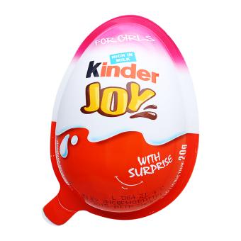 Bộ 3 Trứng Kinder có đồ chơi