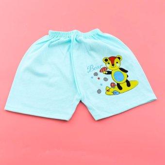 Combo 10 quần đùi cho bé Chipxinhxk