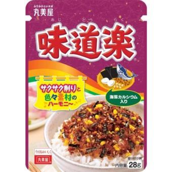 Trứng Rong Biển Marumiya 10411 Gói 28g