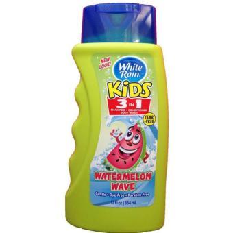 Sữa tắm gội dành cho trẻ em White Rain Watermelon Wave 354ml
