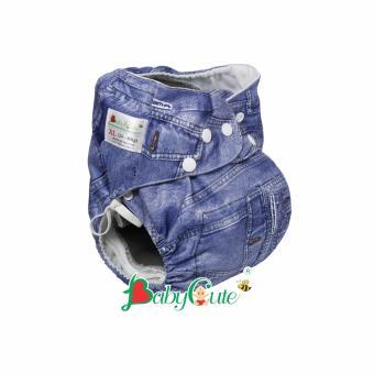 Bộ tã vải đêm BabyCute size XL (24-40kg)