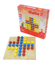 Đồ chơi gỗ cờ thông minh hình vuông Tottosi Toys