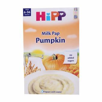 Bột ăn dặm HiPP sữa và rau củ (bí đỏ) 250g