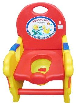 Ghế ngồi + bô vệ sinh 2 in 1 Babyhouse