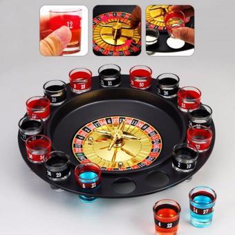 Vòng Xoay May Mắn (Roulette)
