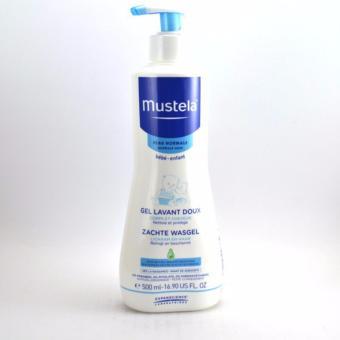 Sữa tắm gội dành cho trẻ em Mustela BéBé - Enfant 500 ml