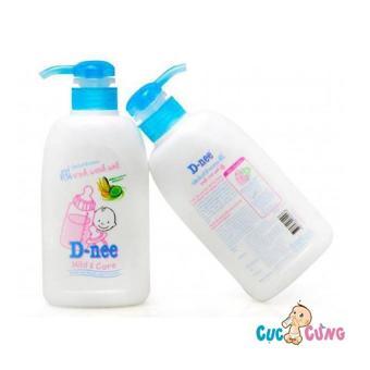 Nước rửa bình sữa Dnee chai 500ml