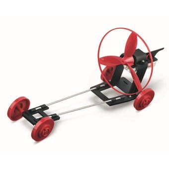 Xe đua cánh quạt+ Tặng vòng tay sillicon cho trẻ em