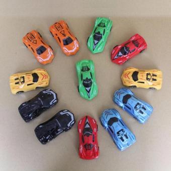 Bộ đồ chơi 12 xe ô tô chạy đà H67