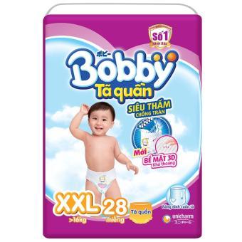 Tã quần Bobby XXL28