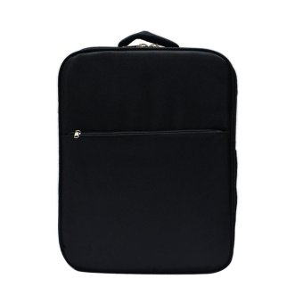 Carrying Shoulder Case Backpack Bag for DJI Phantom 3 Professional Advanced New Black - intl
