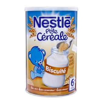 Ngũ cốc pha sữa Nestlé Céréale vị bánh quy 400g