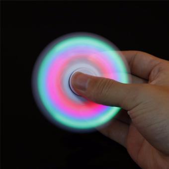 Con quay spinner Led đổi màu 3 cánh không ma sát xả stress ( gửi màu bất kì )