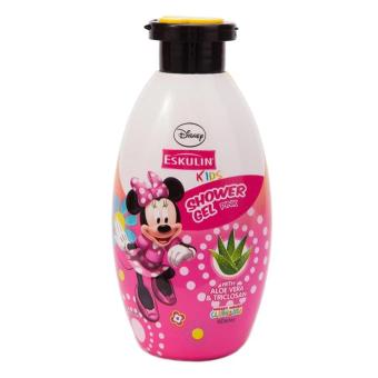 Sữa tắm nha đam trẻ em Eskulin Kids Disney Minnie Shower Gel 250ml (Indonesia)