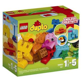 Bộ LEGO DUPLO Lắp Ráp Sáng Tạo 10853 (75 chi tiết)