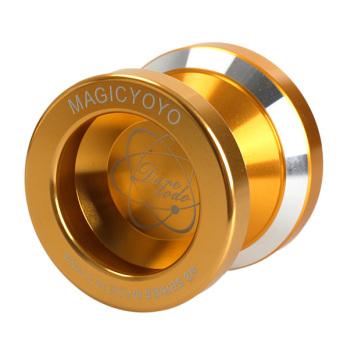 YOYO Magic Yo-yo N8s Dare to do String Trick Gold Aluminum