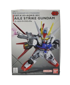 Mô Hình Lắp Ráp SD EX-Standard Aile Strike Gundam