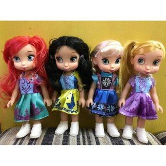 Búp bê công chúa Frozen Disney 2017