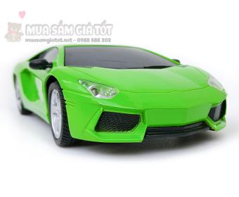 Xe điều khiển từ xa Lamborghini 7M-102 (xanh)