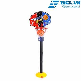 Đồ Chơi Bóng Rổ Dream Toy Kiểu 1 Thân Nhựa Điều Chỉnh 53 – 110 Cm + Tặng 1 Dụng Cụ Lấy Ráy Tai Có Đèn