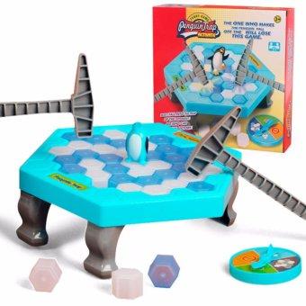 Bộ trò chơi đập băng tìm đường giải cứu chim cánh cụt Dma store ( cỡ vừa )