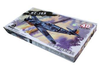 Máy bay mô hình lắp ráp 1/48 BF 109 (04)