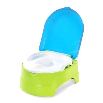 Bô My Fun Potty Summer Infant SM11407 (Xanh )